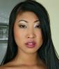 Asian hottie Sharon Lee exposing underboobage while striking solo poses № 211015  скачать