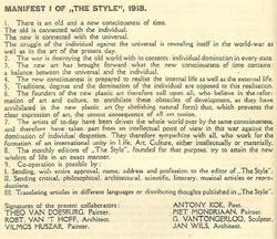 Art manifesto wiki, Art manifesto history, Art manifesto news