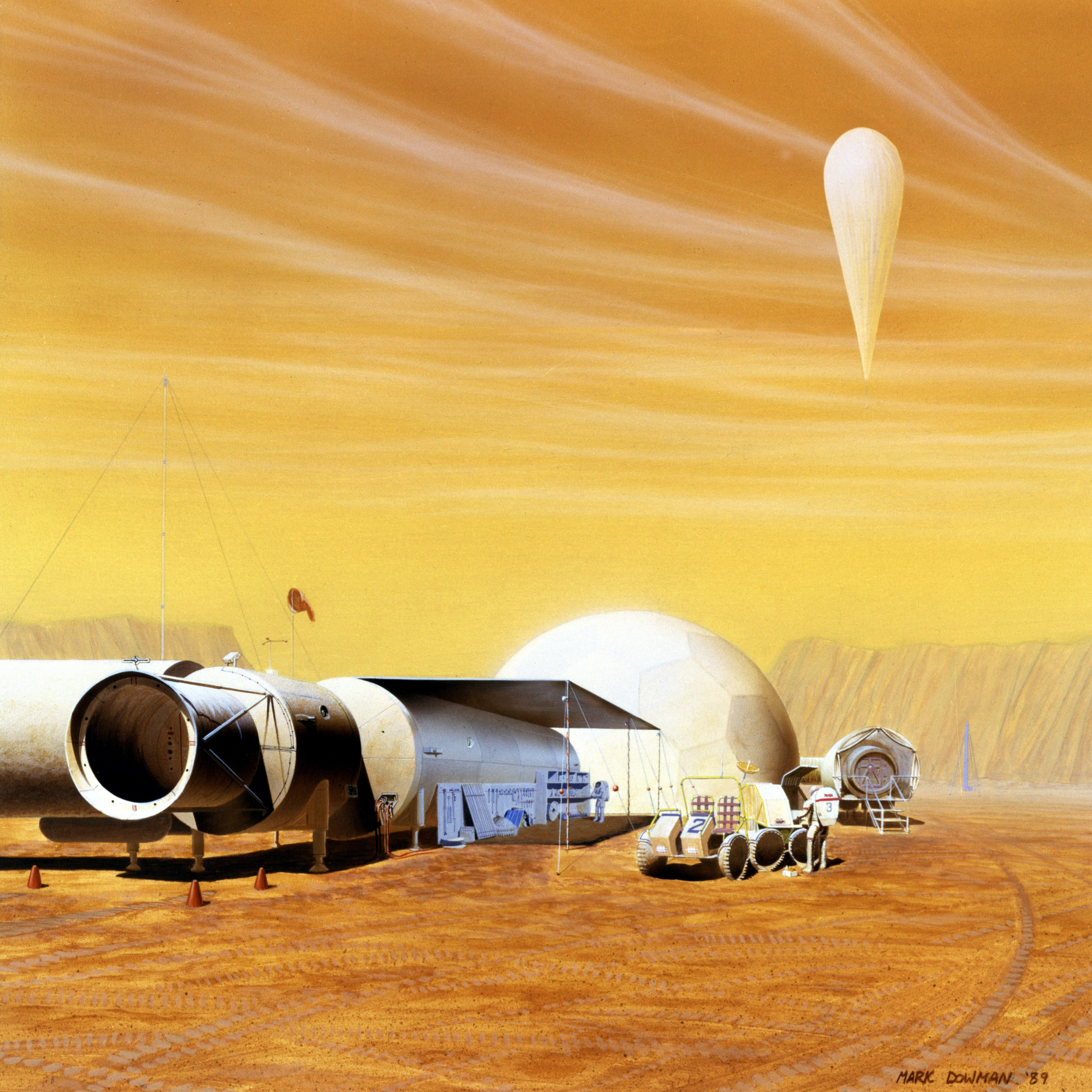 the history of human exploration of mars A human mission to mars has been the subject of science fiction, aerospace engineering, and scientific proposals since the 19th centurythe plans comprise proposals to land on mars, eventually settling on and terraforming the planet, while utilizing its moons, phobos and deimos.