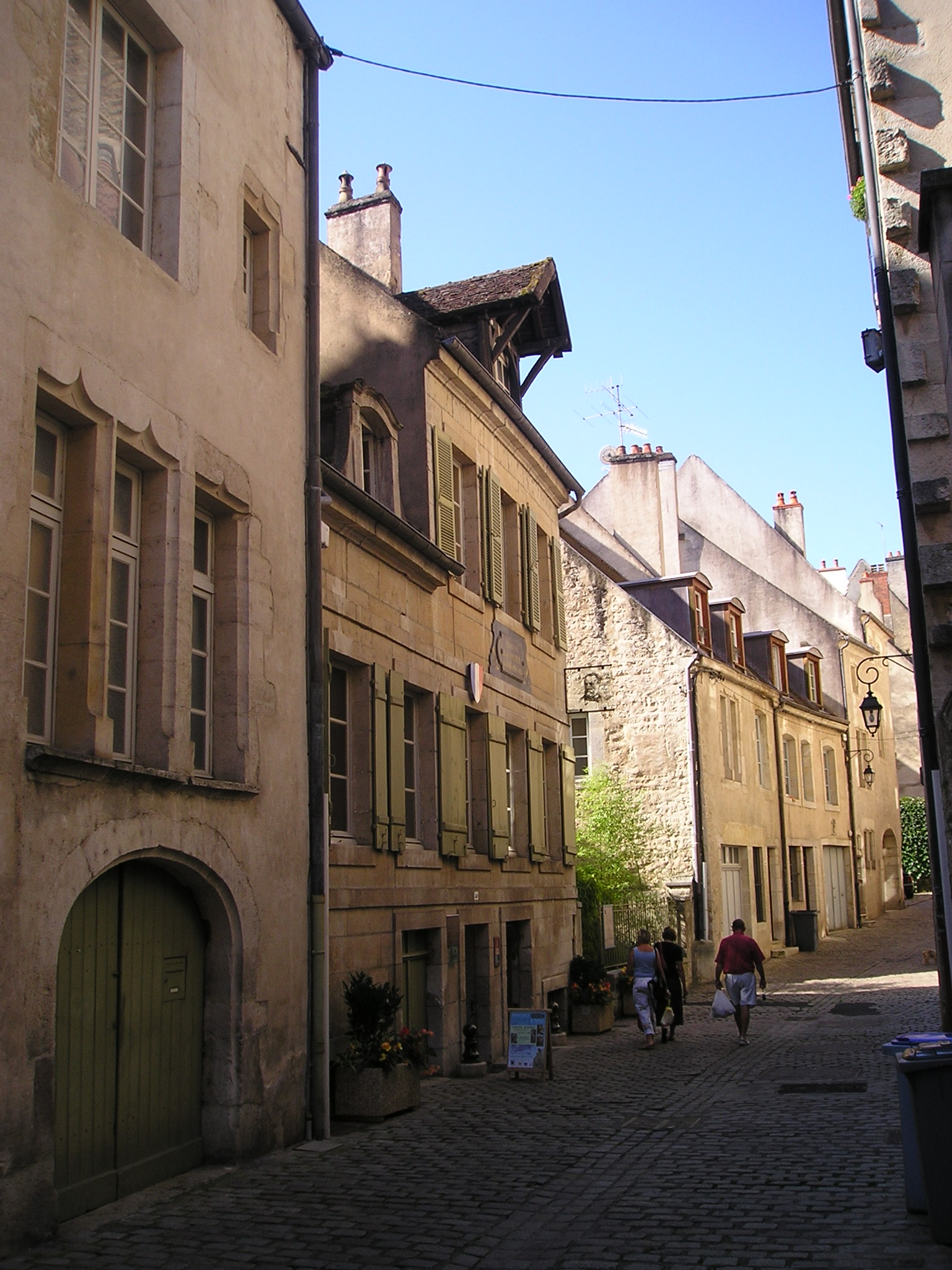 The house in which Pasteur was born, Dole