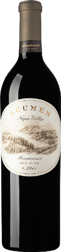 Acumen Red Blend Mountain Side Red
