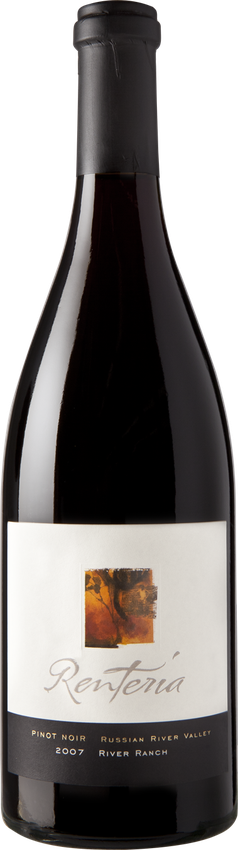 Renteria 2007 Pinot Noir Vimark Vineyard