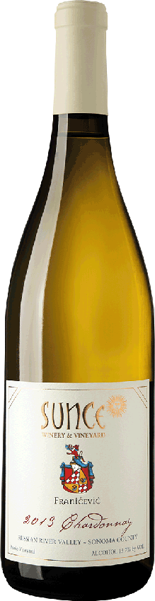 Sunce 2013 Chardonnay Russian River Valley