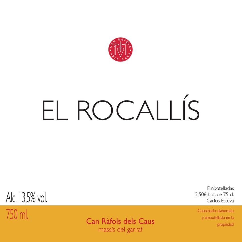 2010 Can Rafols Dels Caus El Rocallis Incrocio Manzoni