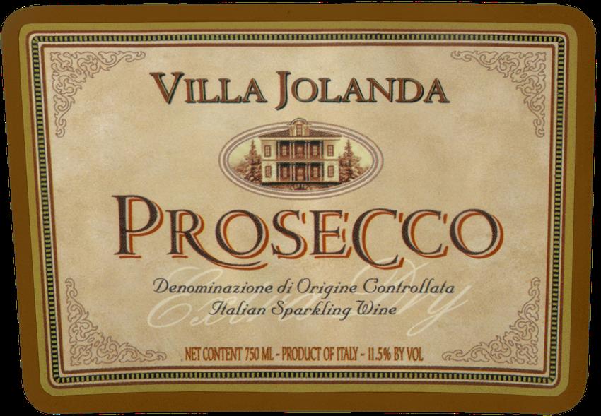 Villa Jolanda Prosecco