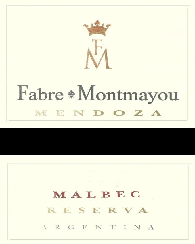 2013 Fabre Montmayou Reserva Malbec
