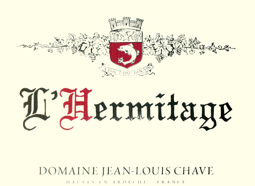 2009 Jean Louis Chave Hermitage Blanc