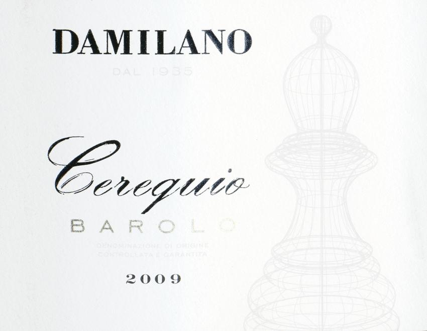 2009 Damilano Barolo Cerequio