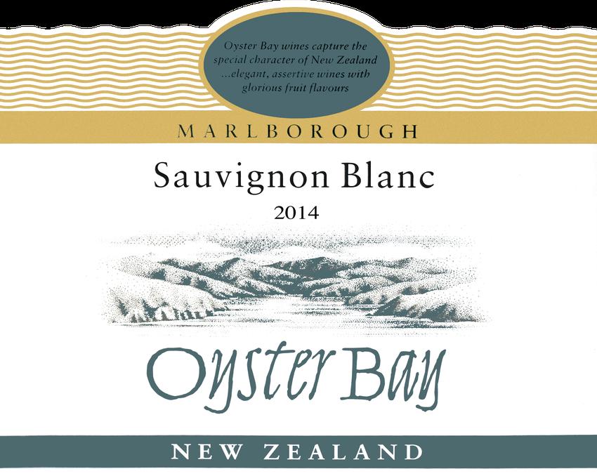 2014 Oyster Bay Sauvignon Blanc