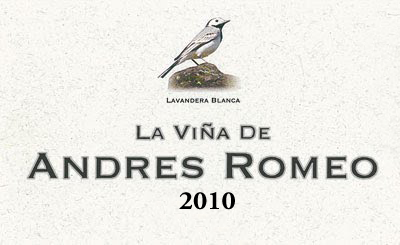2010 Bodega Contador Rioja La Vina De Andres Romeo