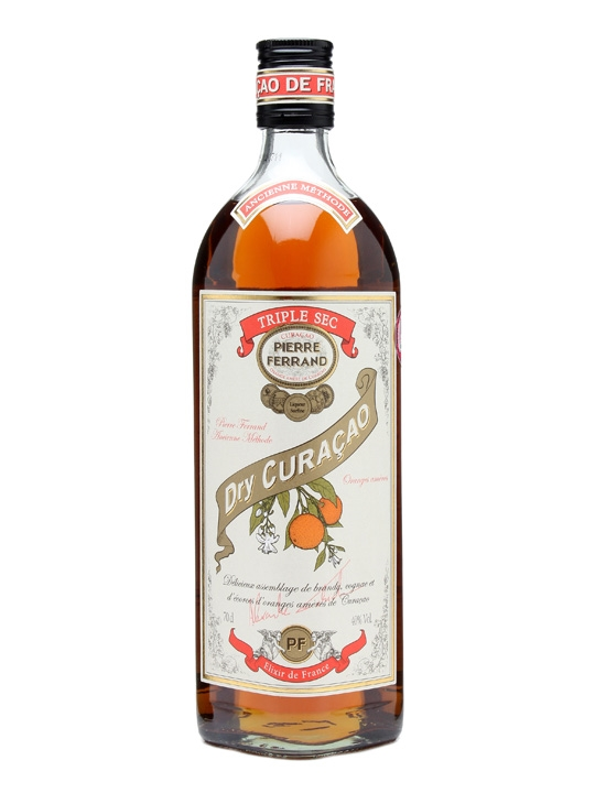 Pierre Ferrand Dry Curacao Triple Sec Liqueur
