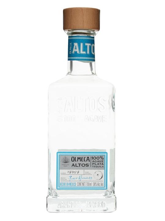 Olmeca Altos Plata Tequila