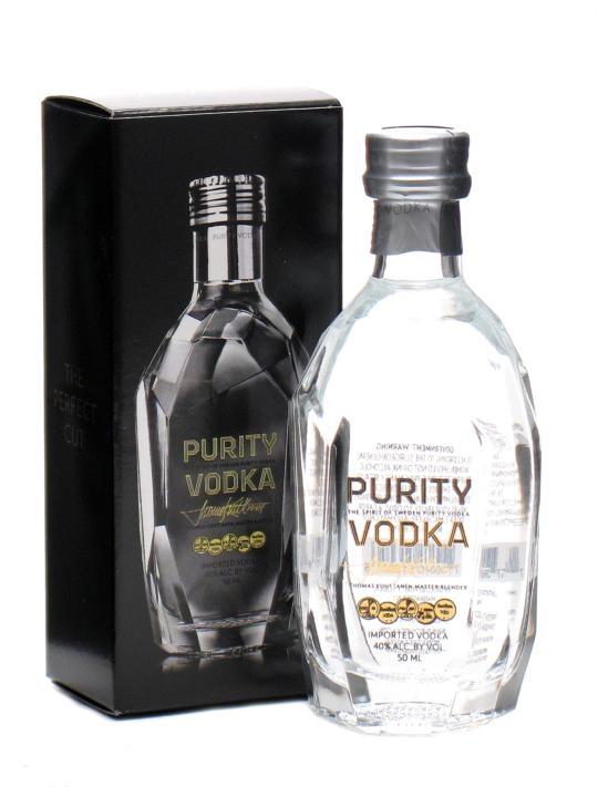 Purity Vodka Miniature