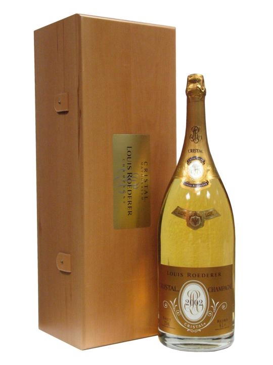 Louis Roederer Cristal 2002 Methuselah