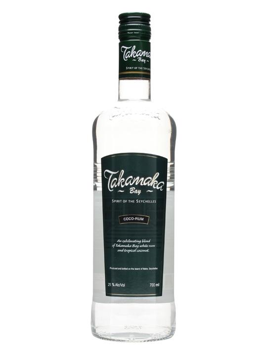 Takamaka Coconut Rum Cane Spirit