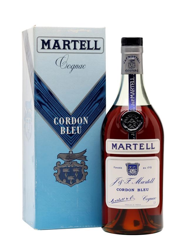 Martell Cordon Bleu Cognac Bot.1970s