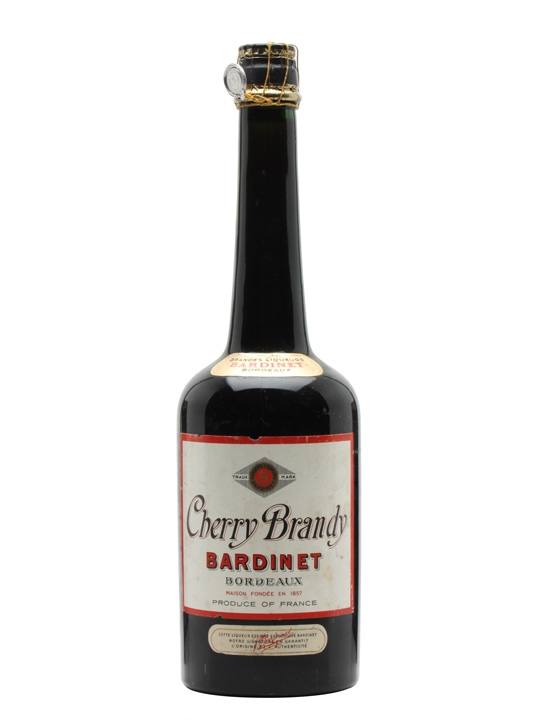 Bardinet Cherry Brandy Bot.1950s