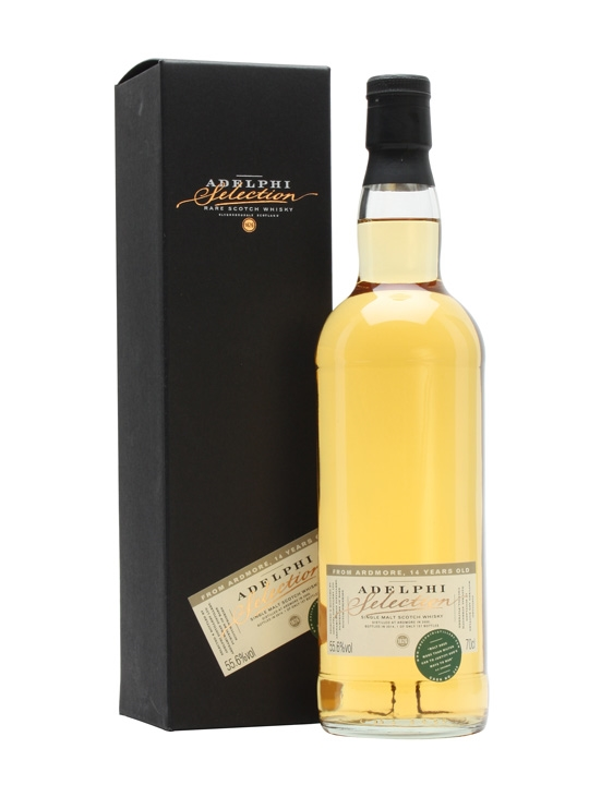 Ardmore 2000 14 Year Old Cask 245 Adelphi