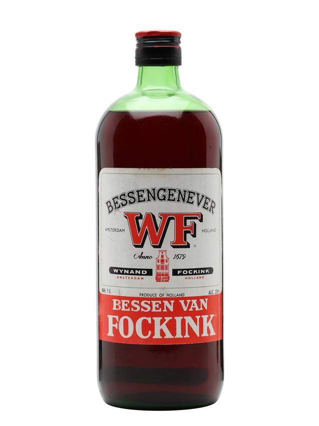 Wynand Fockink Bessengenever Bot.1980s