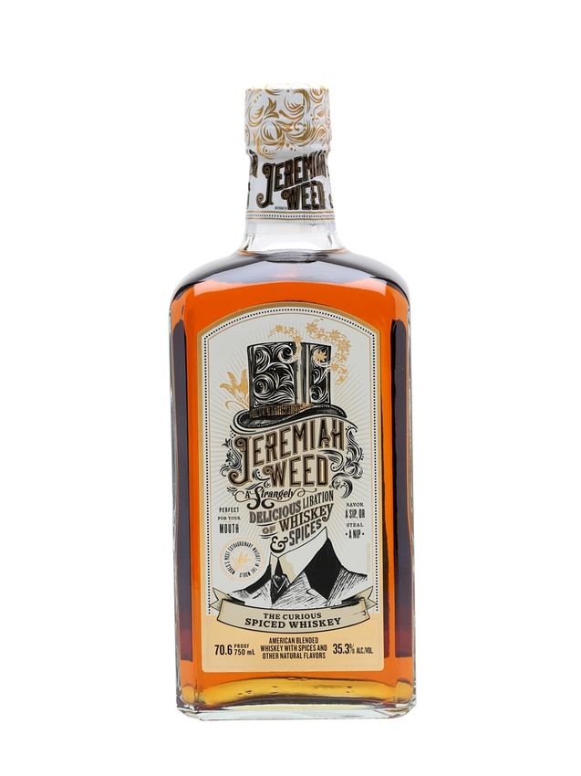Jeremiah Weed Spiced Whisky