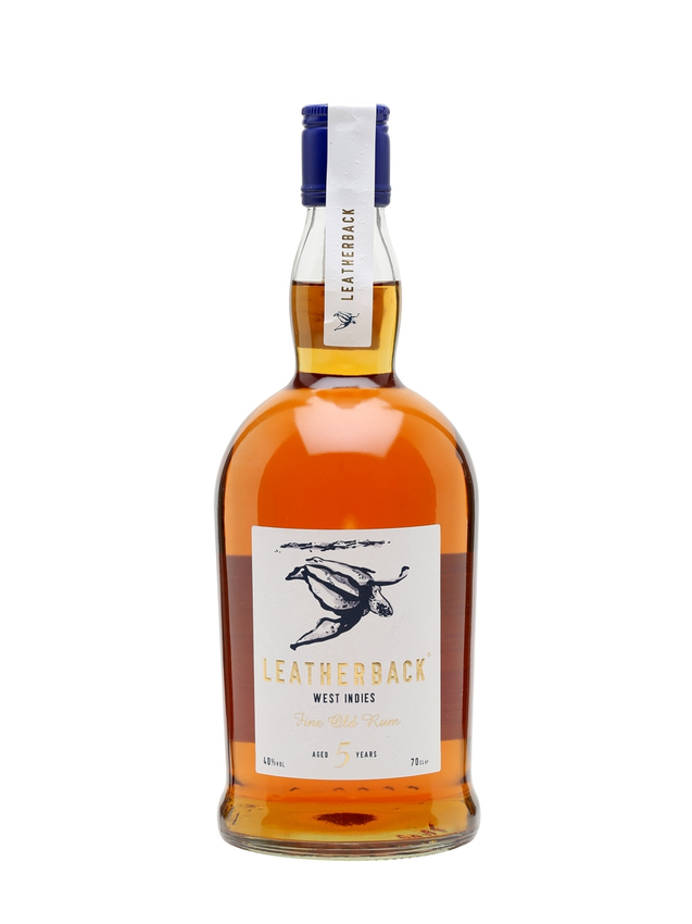 Leatherback 5 Year Old Rum