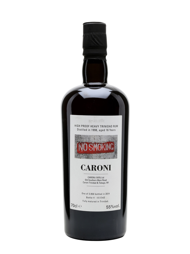 Caroni 1998 Rum 16 Year Old Full Proof 33rd Release