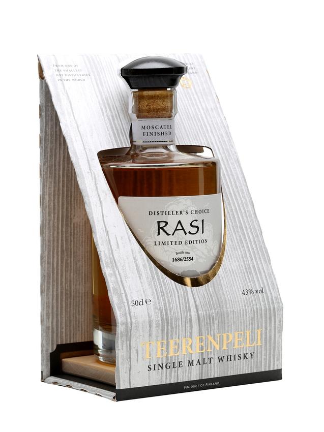 Teerenpeli Distiller's Choice Rasi Moscatel Finish