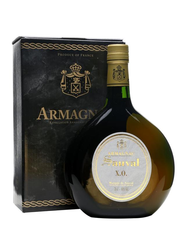 Marquis de Sauval XO Armagnac