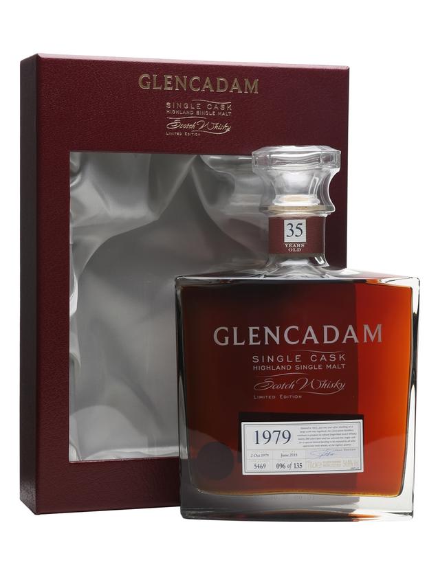 Glencadam 1979 35 Year Old