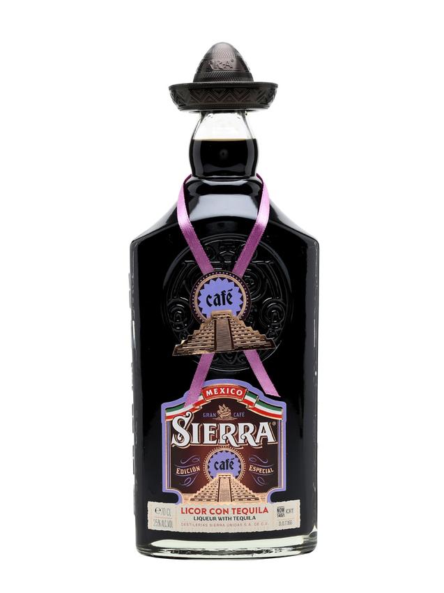 Sierra Cafe Tequila Liqueur