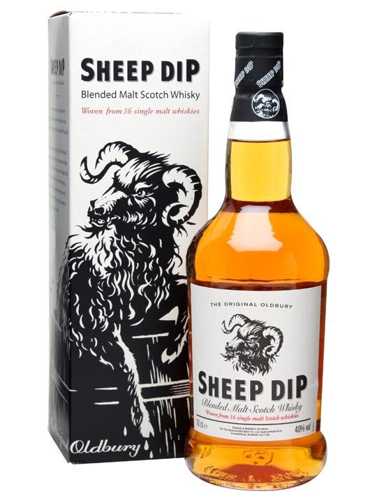 Sheep Dip Blended Malt