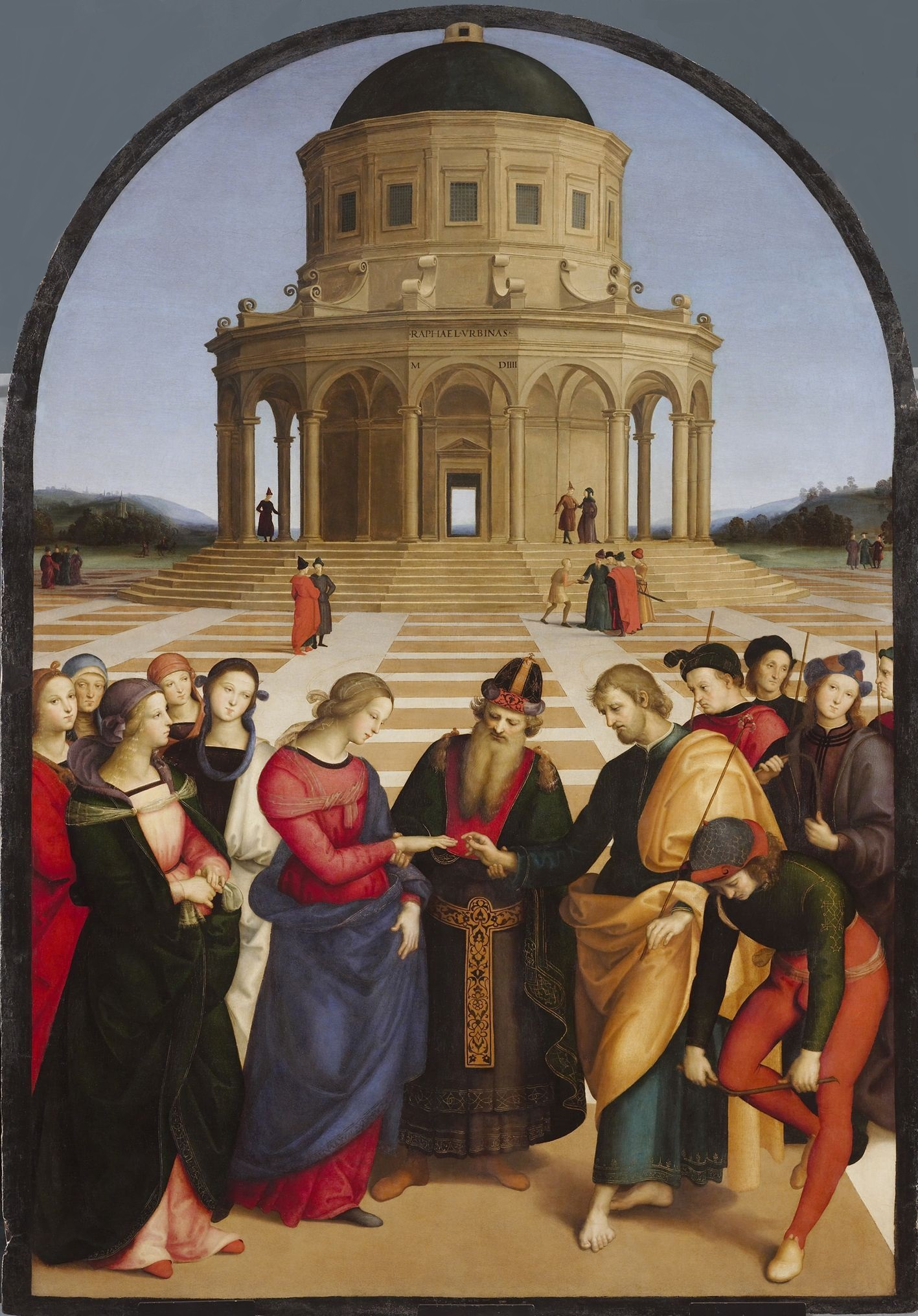 """the rebirth of painting during the italian renaissance The word """"renaissance"""" (rebirth) refers not only to the sudden and widespread flourishing of literature and the arts in fifteenth-century italy but also to the revival of antique culture as a vital force at that time."""