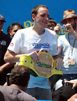Joey Chestnut wiki, Joey Chestnut bio, Joey Chestnut news