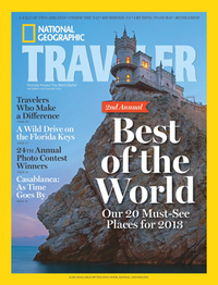 National Geographic Traveler wiki, National Geographic Traveler history, National Geographic Traveler news
