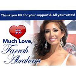 Farrah Abraham wiki, Farrah Abraham bio, Farrah Abraham news