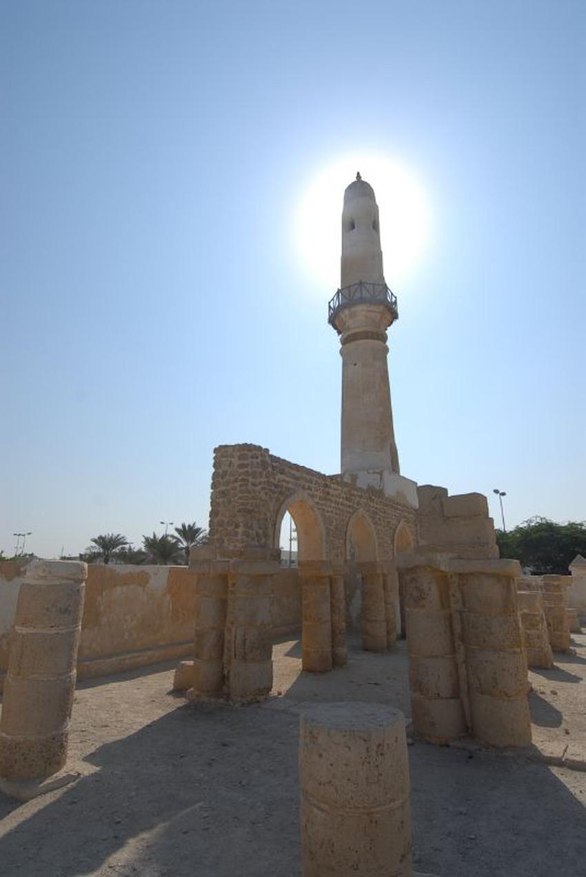 Мечеть аль-Хамис - Howling Pixel