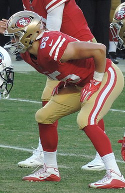 George Kittle wiki, George Kittle bio, George Kittle news