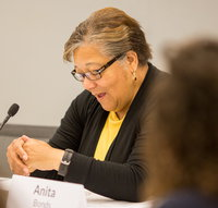 Anita Bonds wiki, Anita Bonds history, Anita Bonds news