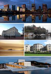 Oslo wiki, Oslo history, Oslo news