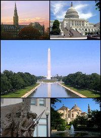 Washington D. C. wiki, Washington D. C. history, Washington D. C. news