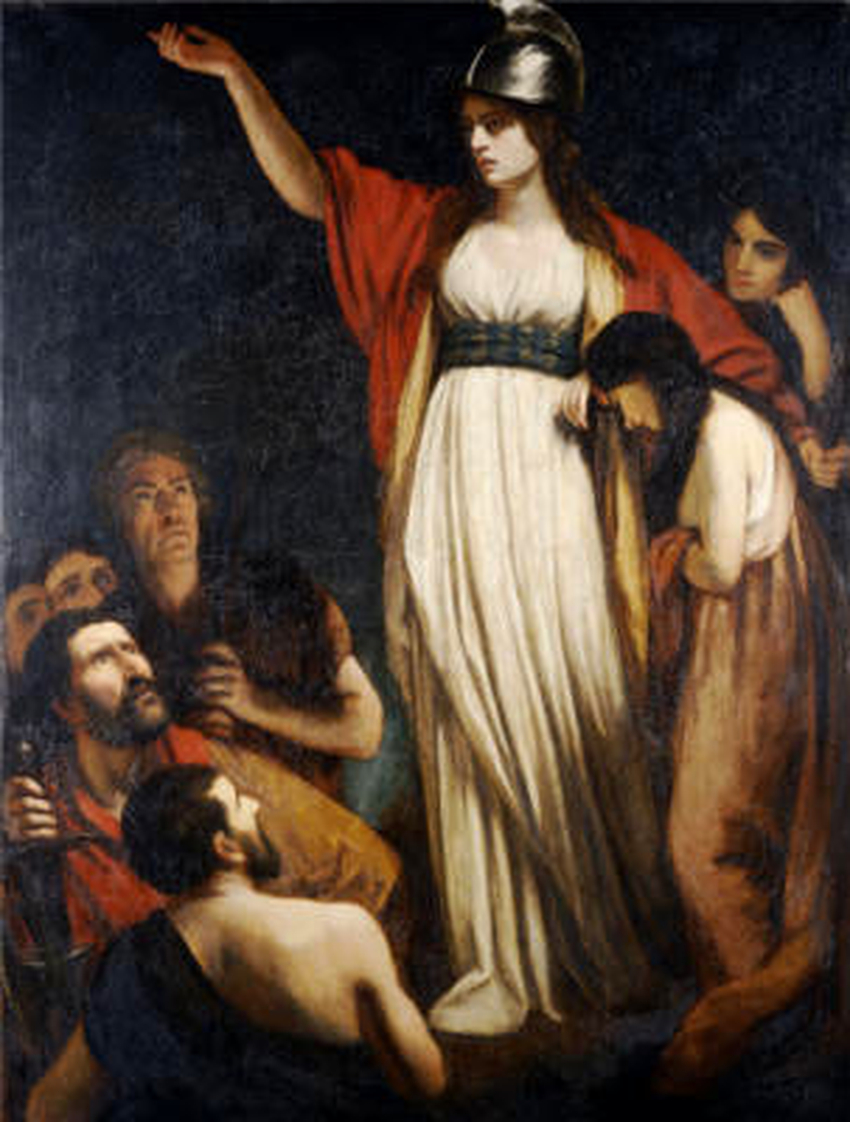 boudiccan revolt of 60 ad and celtic and roman history Boudica (or boadicea), the queen of the celtic iceni tribe, inscribed her name in the annals of history by leading a bloody revolt against the romans circa 60 adat the apical stage of the revolt in britain, she might have commanded the iceni, the trinovantes and other assorted tribes, against the might of legio ix hispana of the imperial roman army.