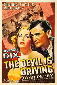 The Devil Is Driving (1937 film) wiki, The Devil Is Driving (1937 film) history, The Devil Is Driving (1937 film) news