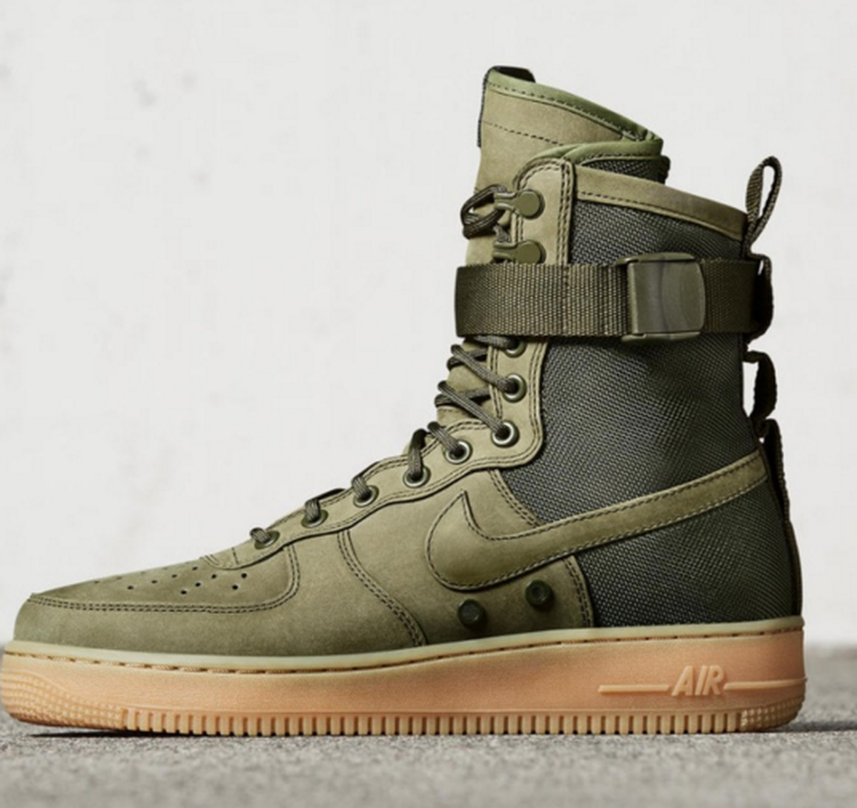 2229f270e1 Nike Special Field Air Force 1 (SF-AF1) | Wiki & Review | Everipedia