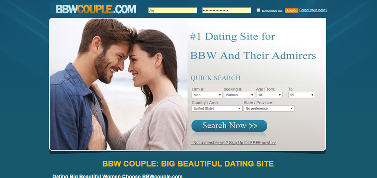 big dating site