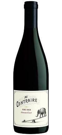 Au Contraire Pinot Noir 2012