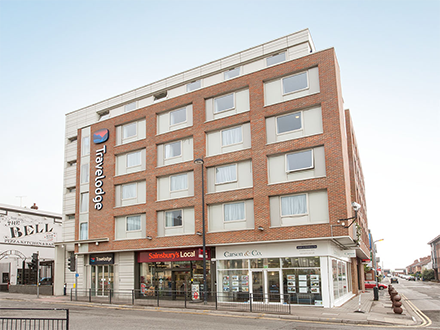 Travelodge: Maidenhead Central Hotel