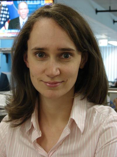 Gillian Bradford