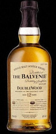 The Balvenie Scotch Single Malt 12 Year Doublewood