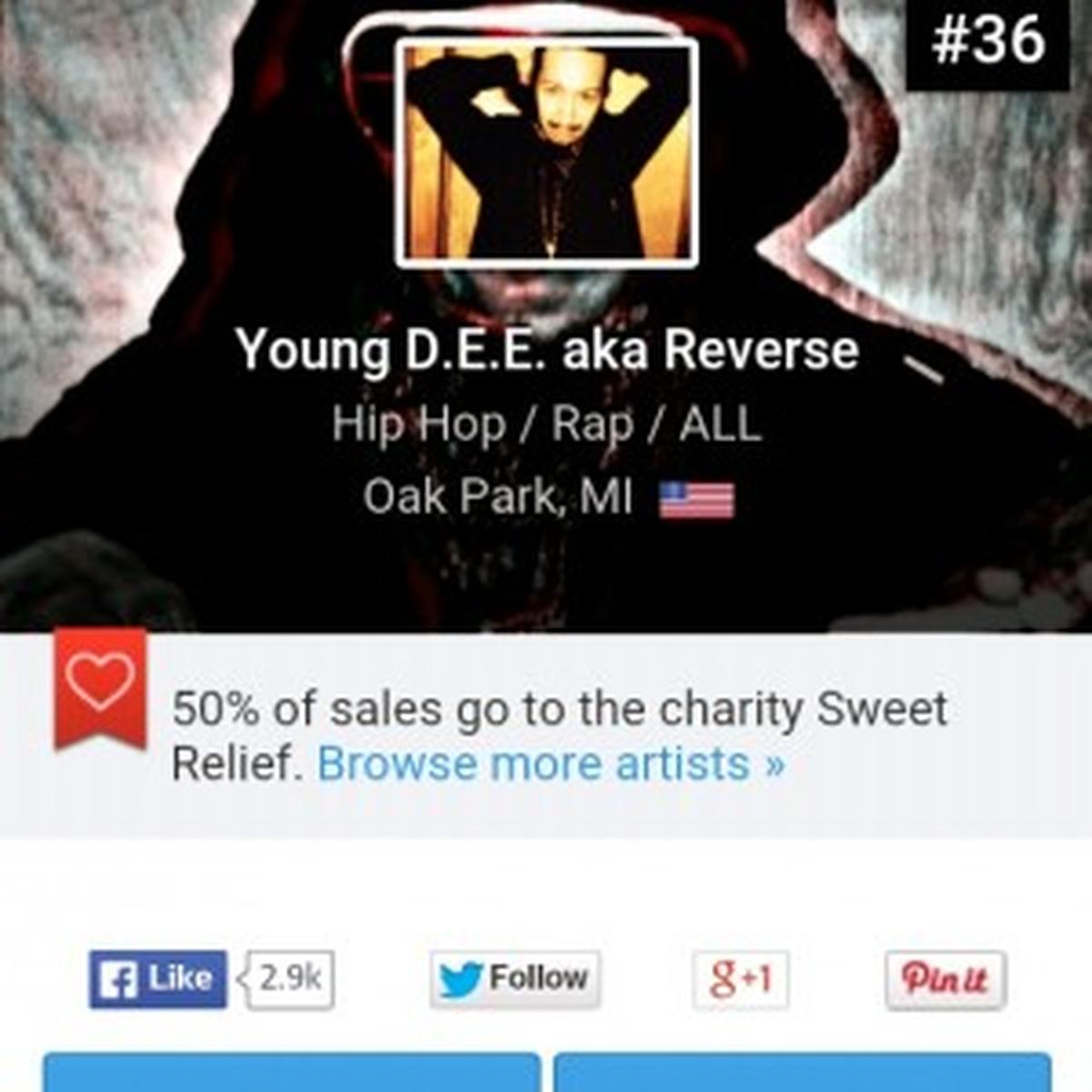 Young D.E.E. aka Reverse