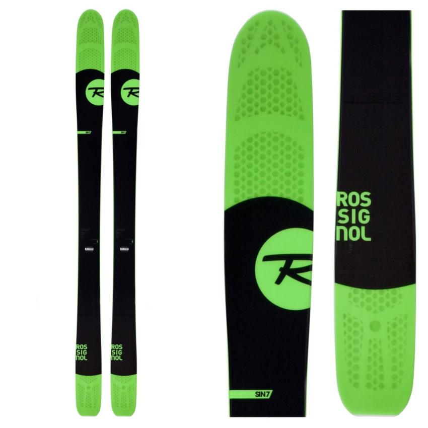 Rossignol Sin 7 Skis 2016
